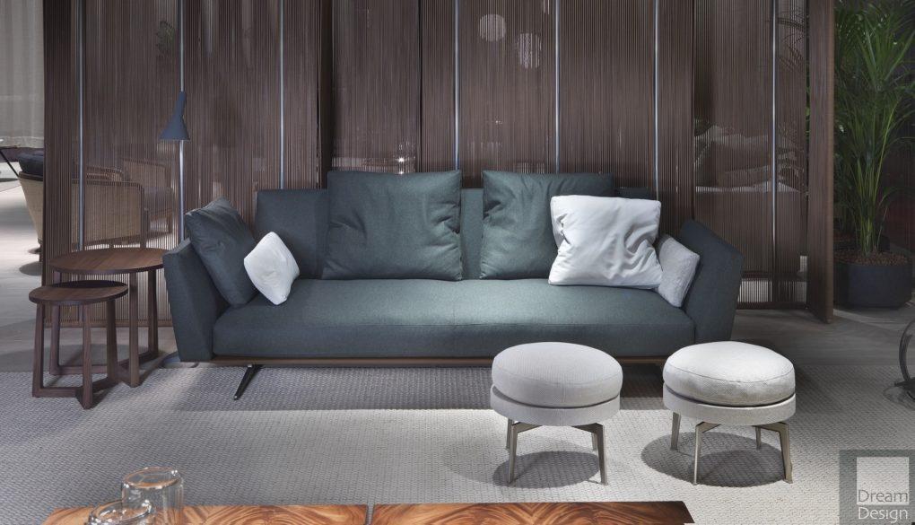 Flexform evergreen sofa