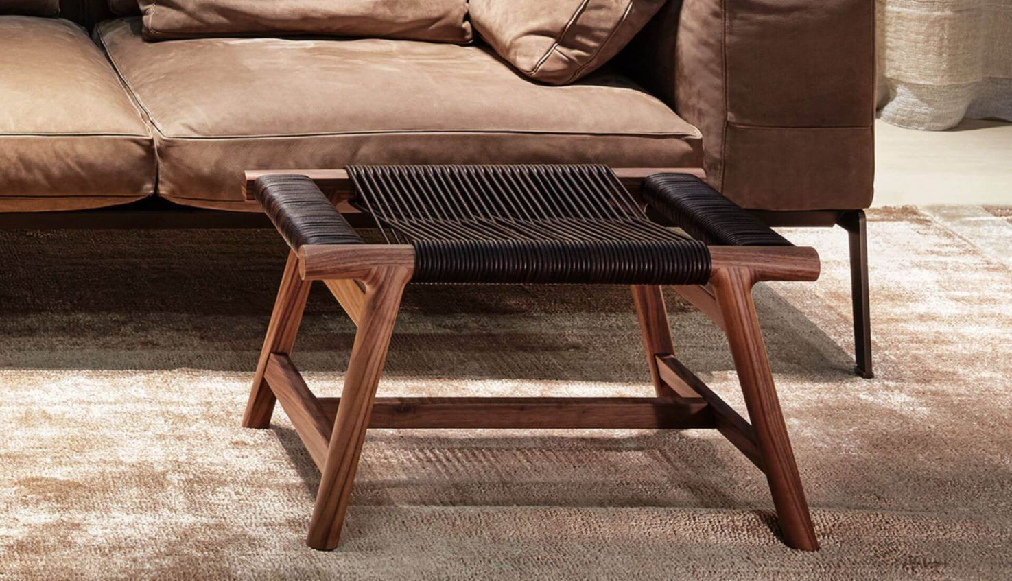Flexform Giano Footstool