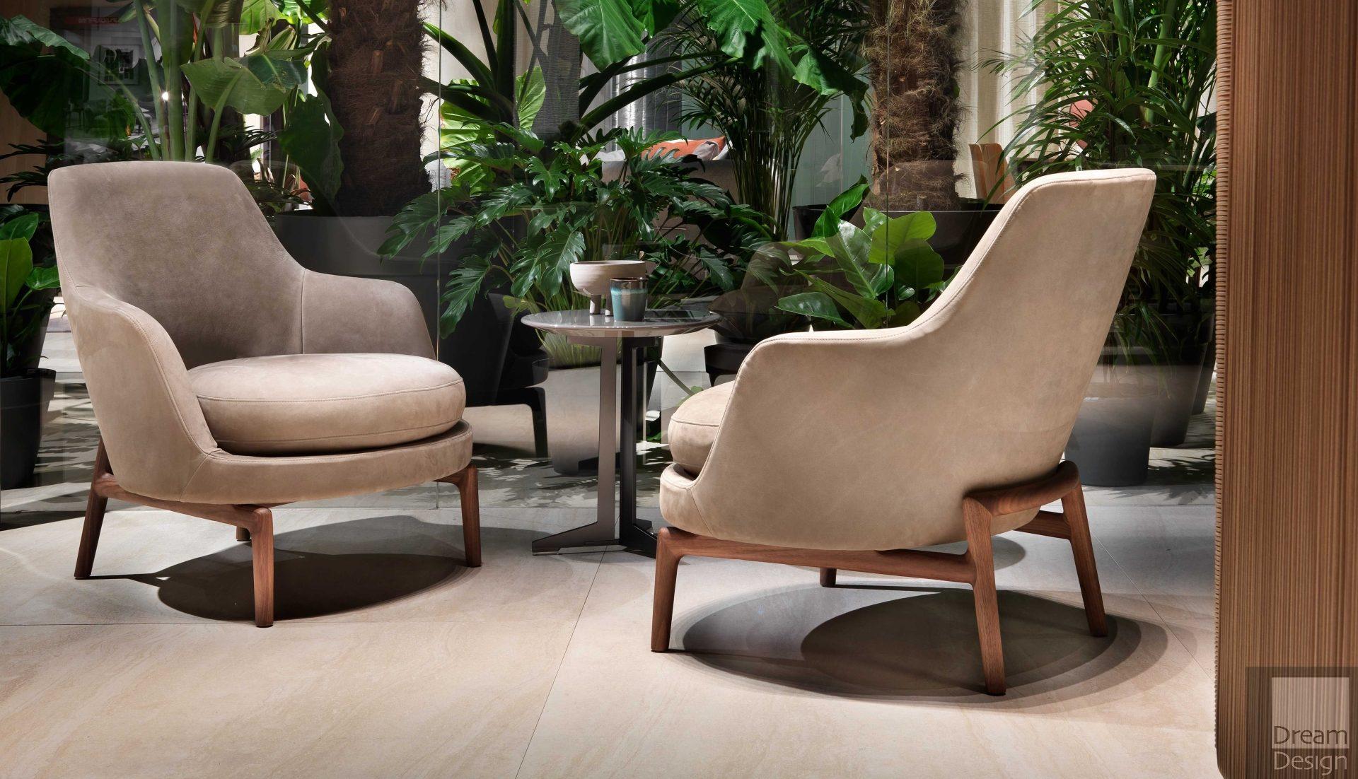 Flexform Leda Armchair
