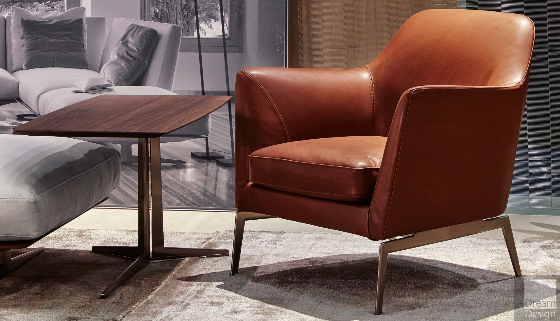 Flexform Luce Armchair by Antonio Citterio - Everything ...