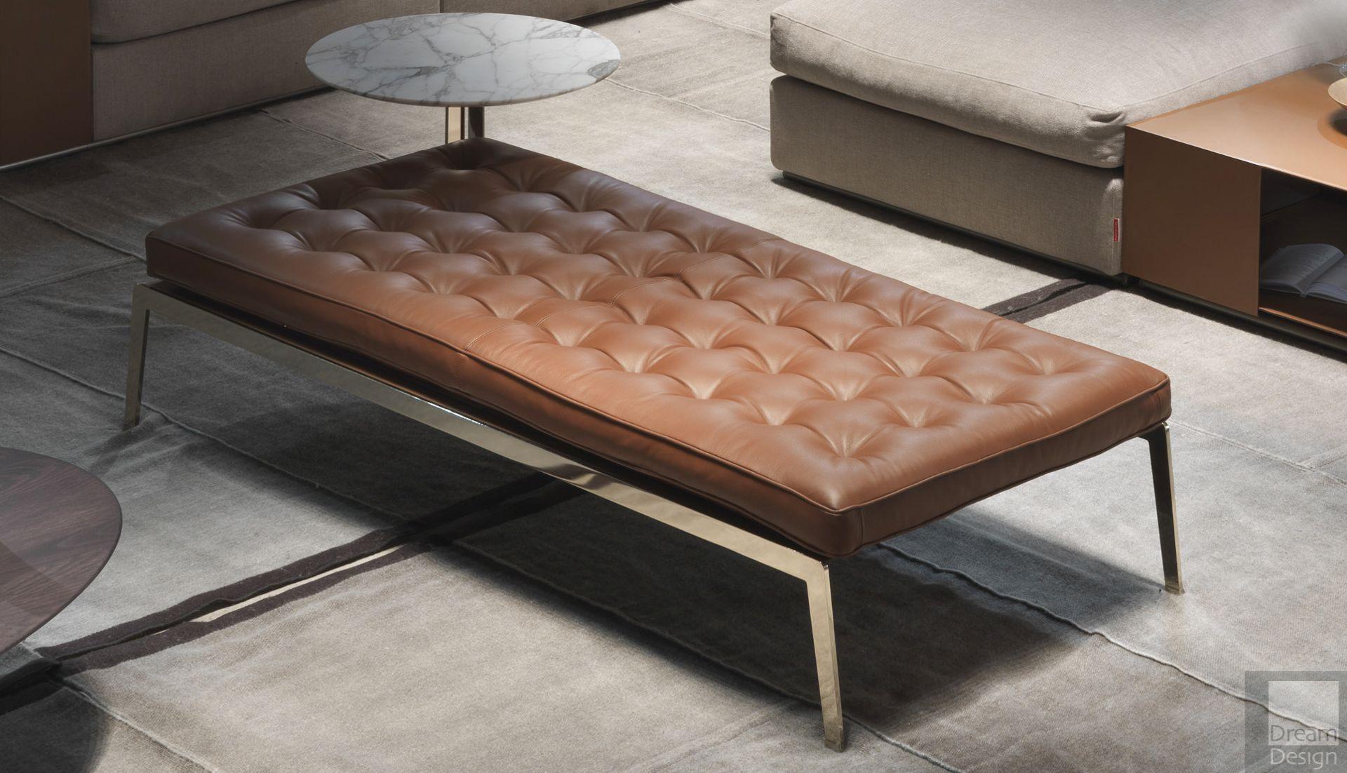 Flexform magi bench by antonio citterio everything but for Chaise longue flexform
