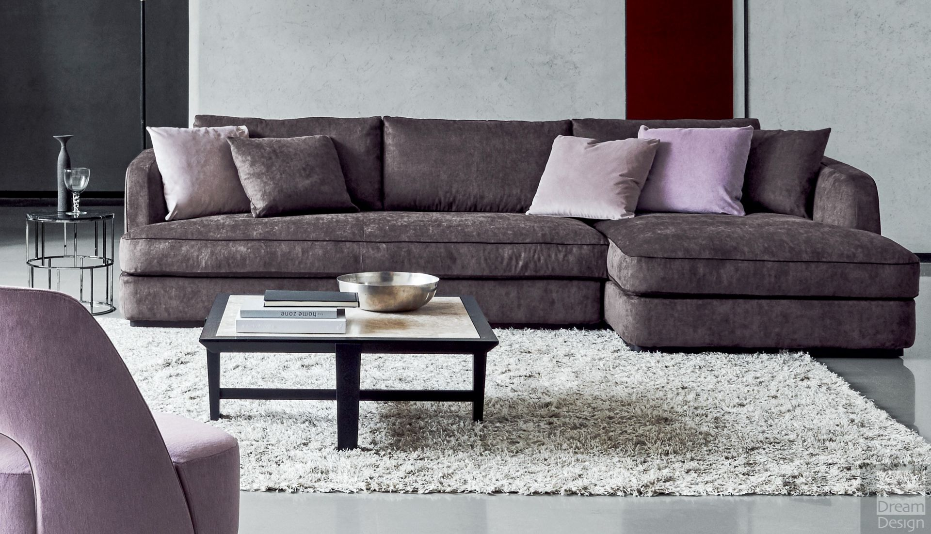 flexform mood barret sofa by roberto lazzeroni everything but ordinary. Black Bedroom Furniture Sets. Home Design Ideas
