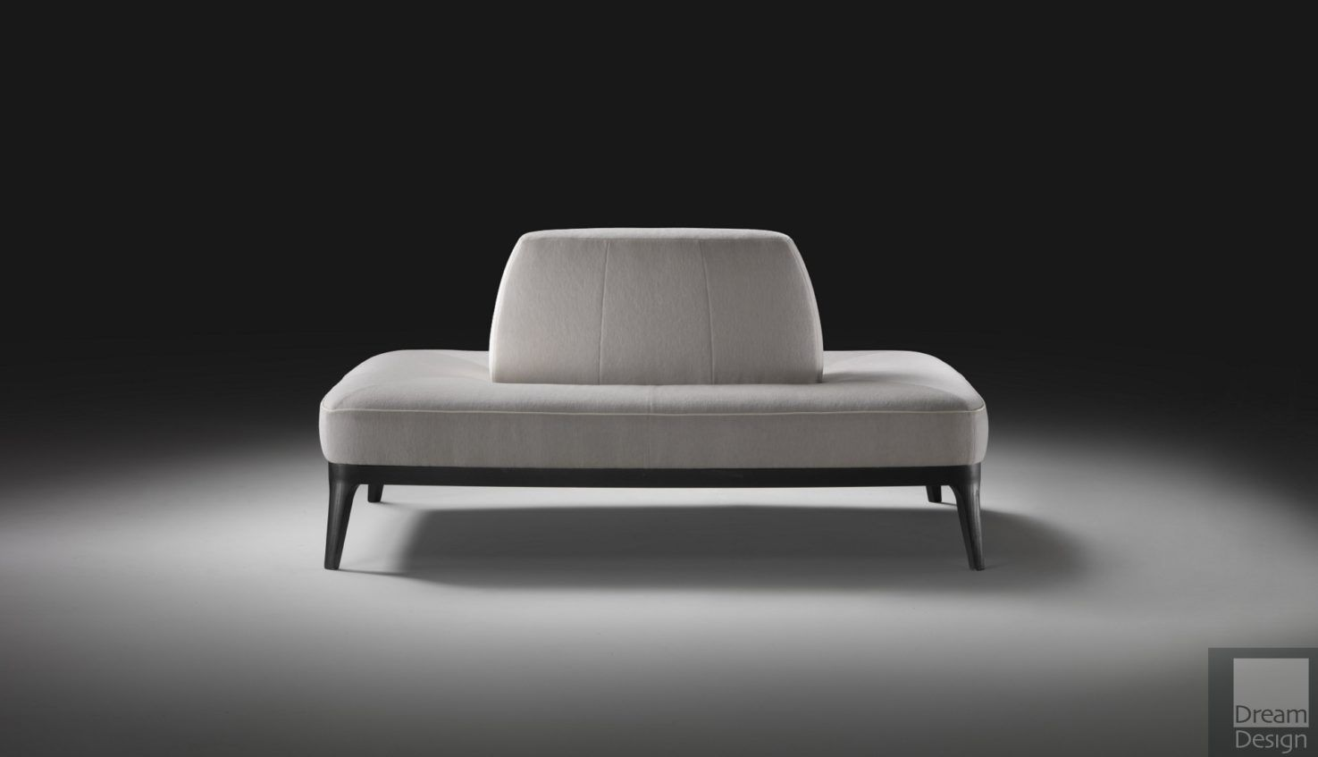Flexform Mood Dragonfly Bench