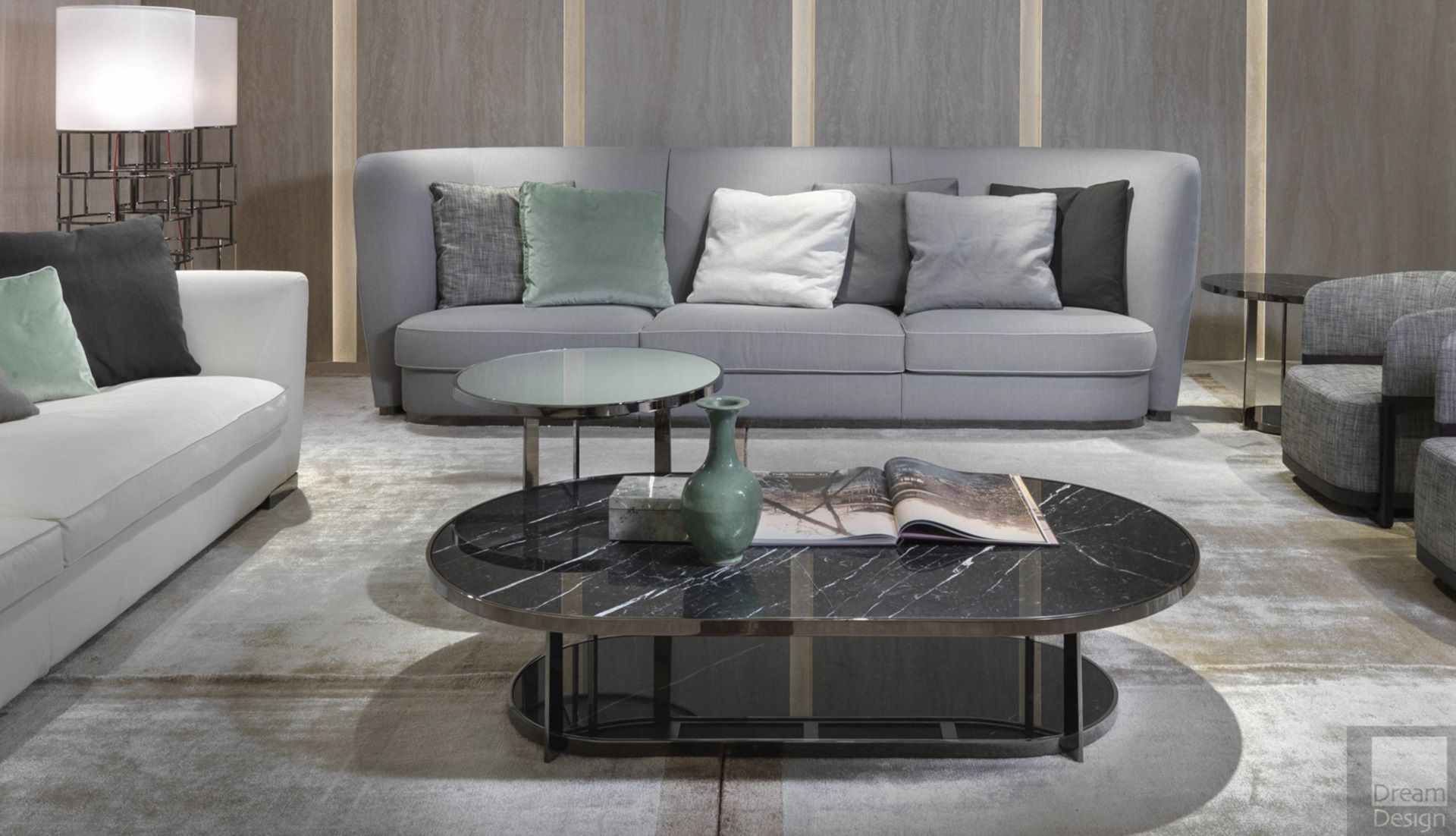 Flexform Mood Fauno Low Table Everything But Ordinary
