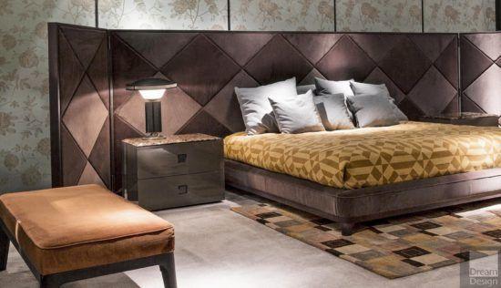 Flexform Mood Rafael bedside cabinet