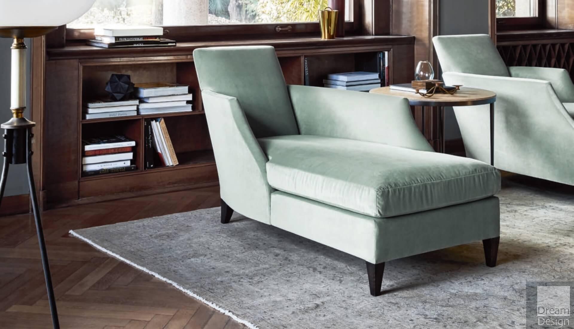 Flexform Mood Relax Chaise Longue