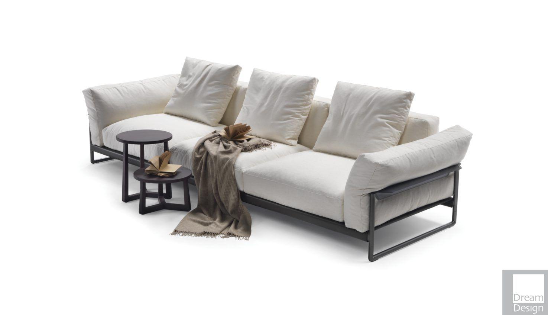 Flexform Zeno Light Sofa