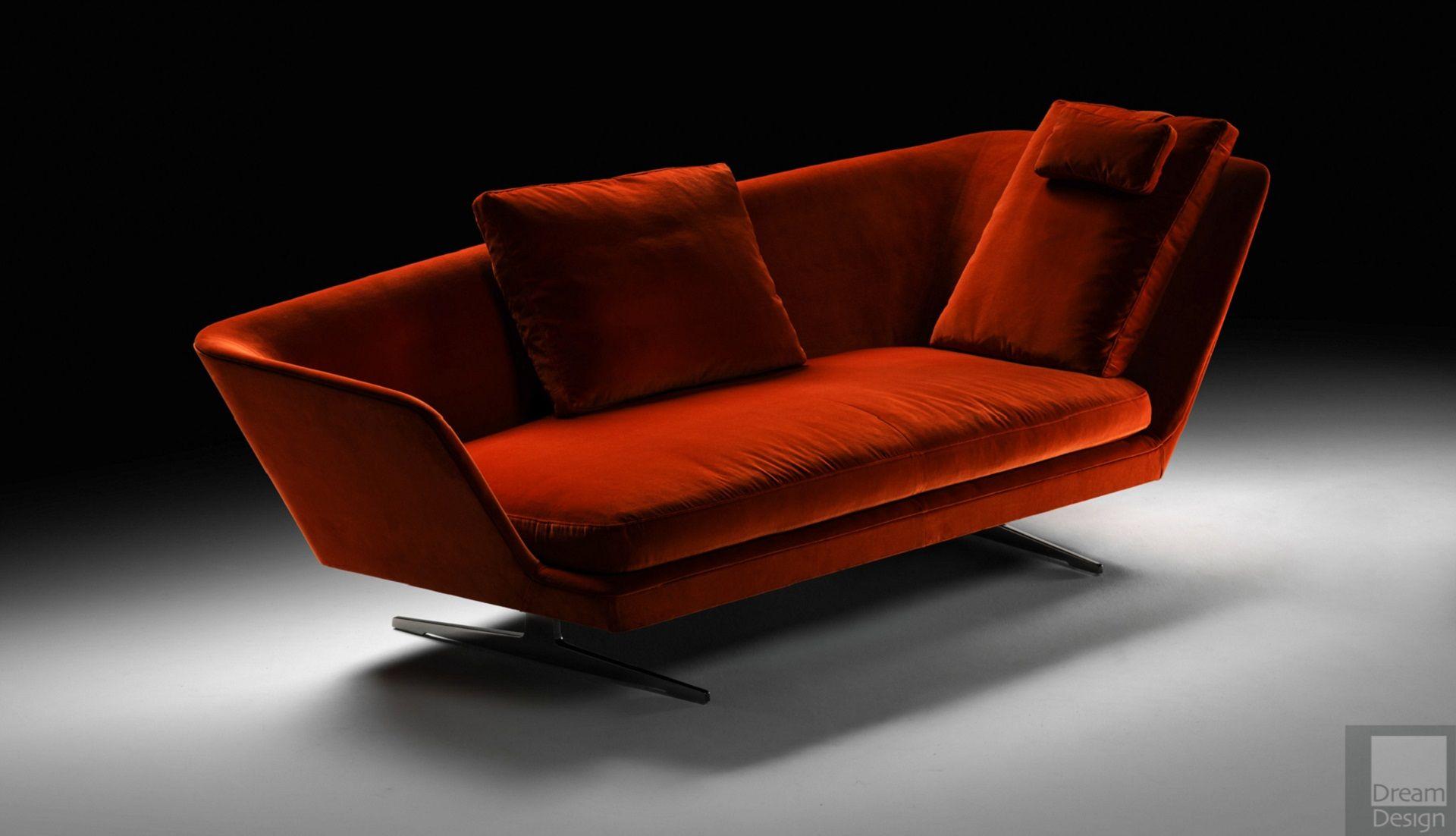 Flexform zeus chaise longue by antonio citterio for Chaise longue flexform