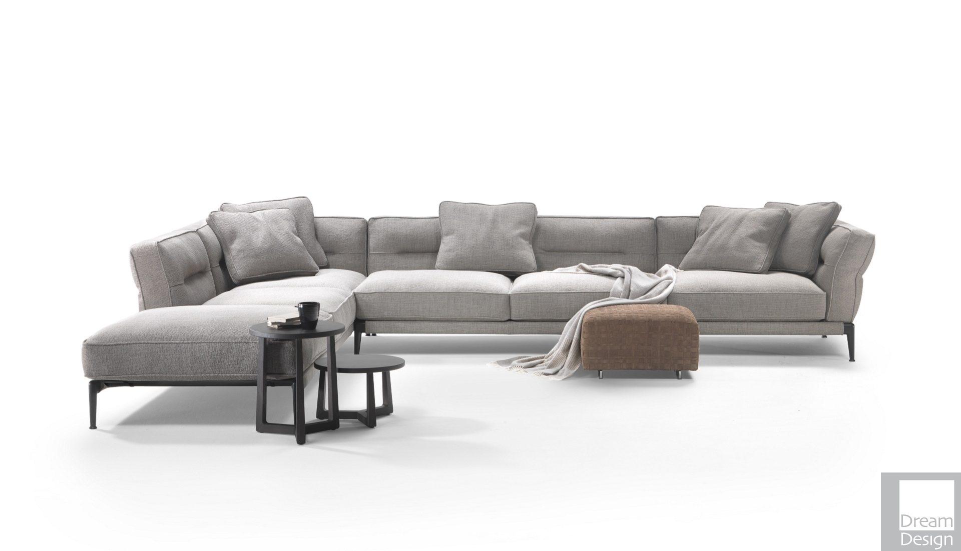 Flexform Adda Corner Sofa