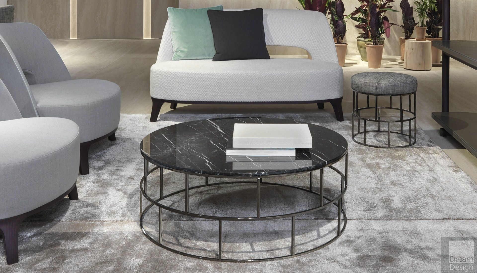 Flexform Mood Riviera Coffee Table Everything But Ordinary