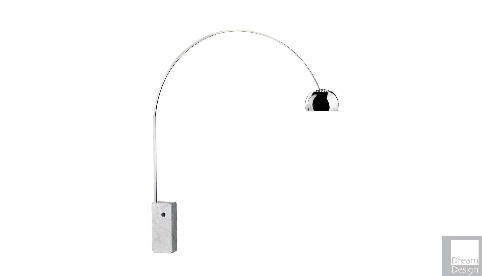 Flos Arco Floor Lamp By Achille Amp Pier Giacomo Castiglioni