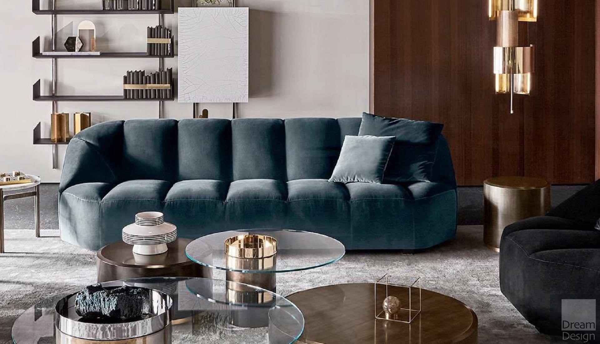 Gallotti & Radice Cloud Sofa