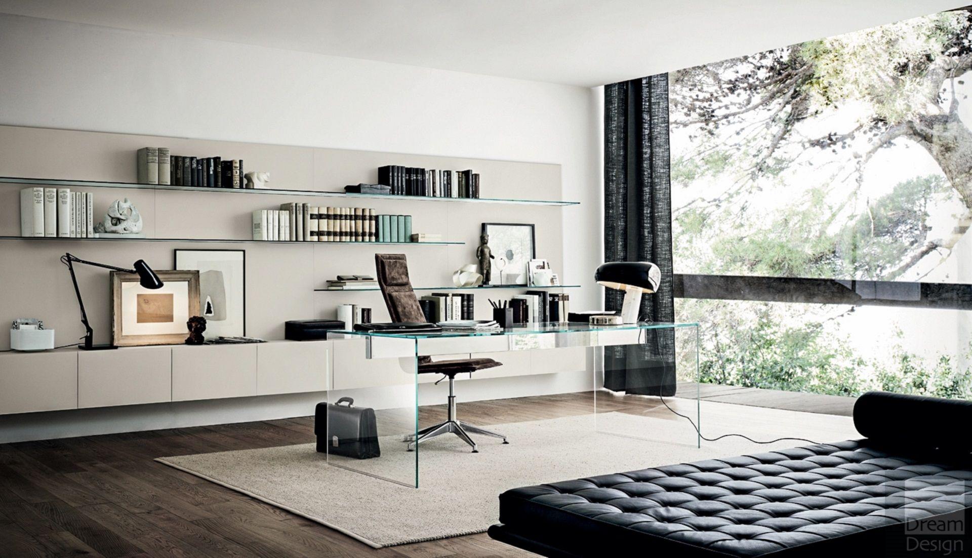 Gallotti radice air desk everything but ordinary for Mobili studio moderno