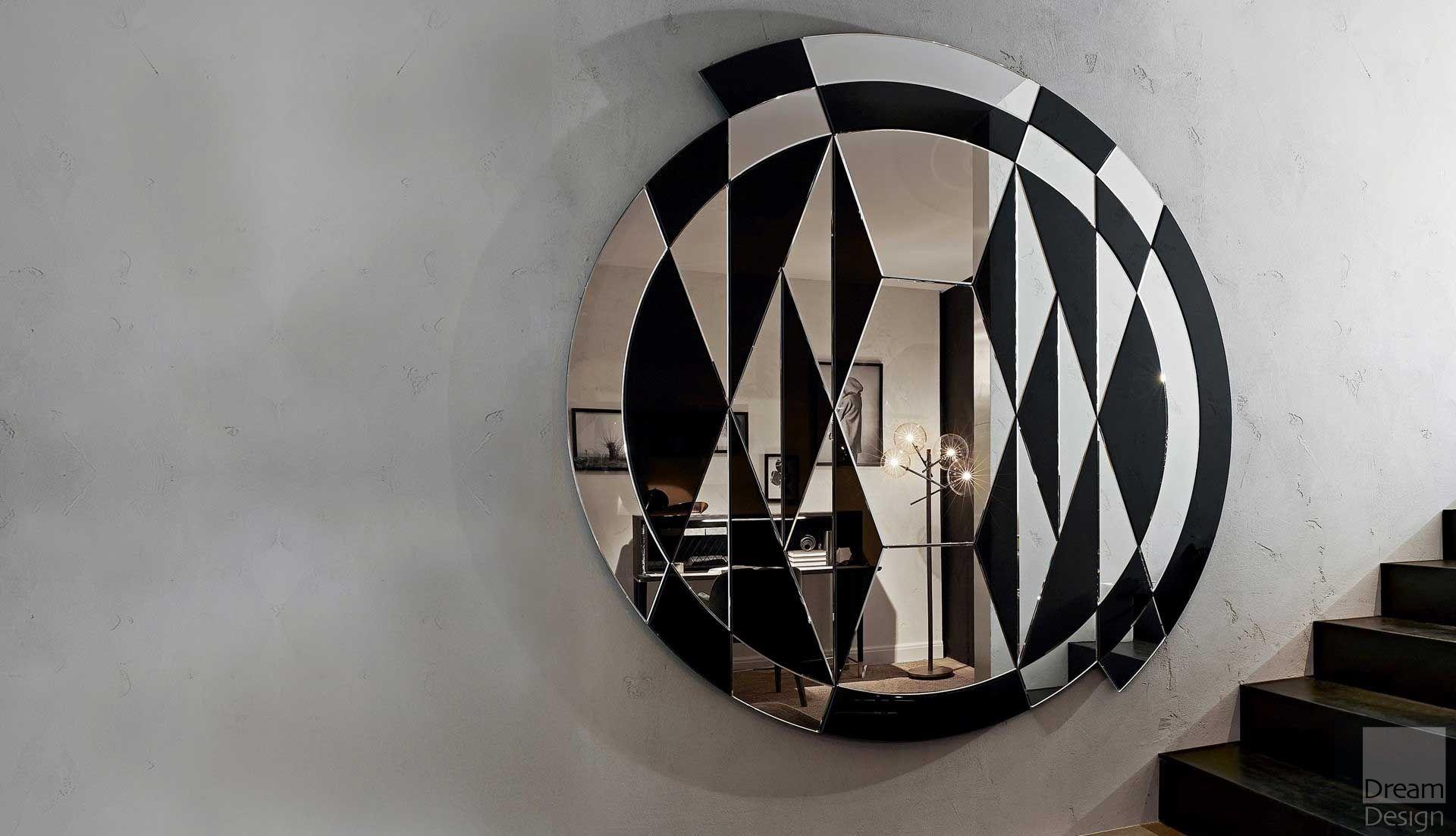gallotti radice black white beat mirror everything but ordinary. Black Bedroom Furniture Sets. Home Design Ideas