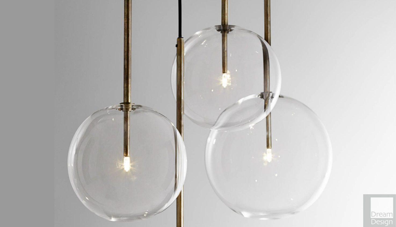 Gallotti & Radice Bolle Sola Pendant Light