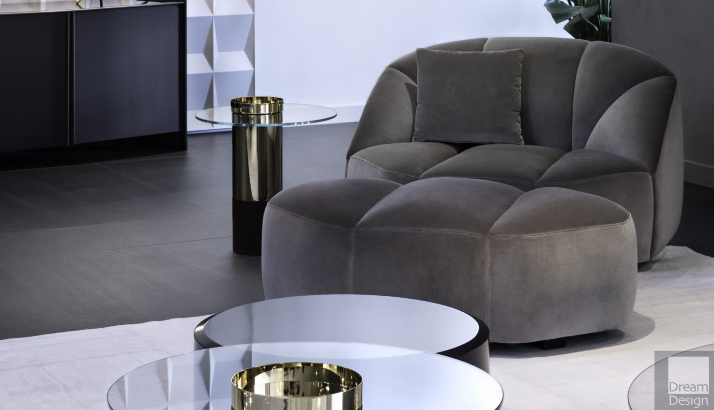Gallotti & Radice Cloud Armchair