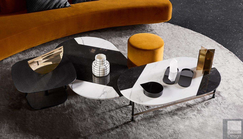Gallotti & Radice Cookies Coffee Table