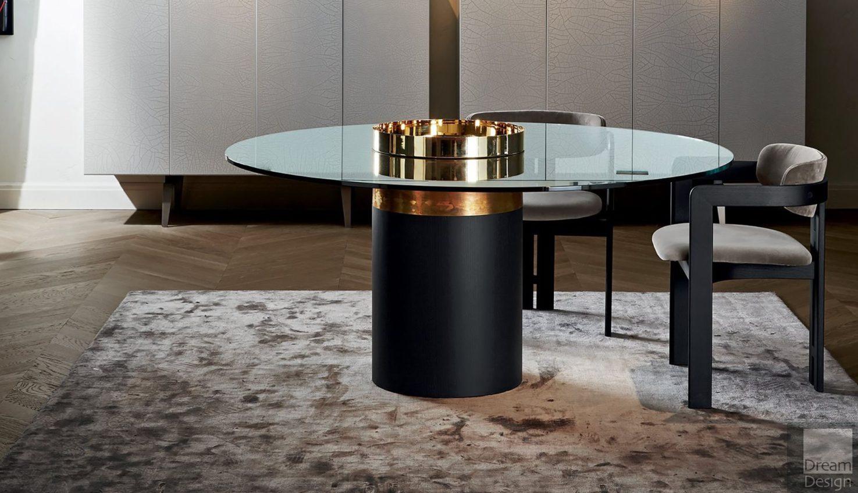 Gallotti & Radice Haumea – T Table