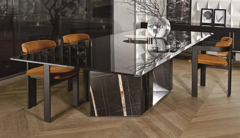 Gallotti&Radice Platium Rectangular Table