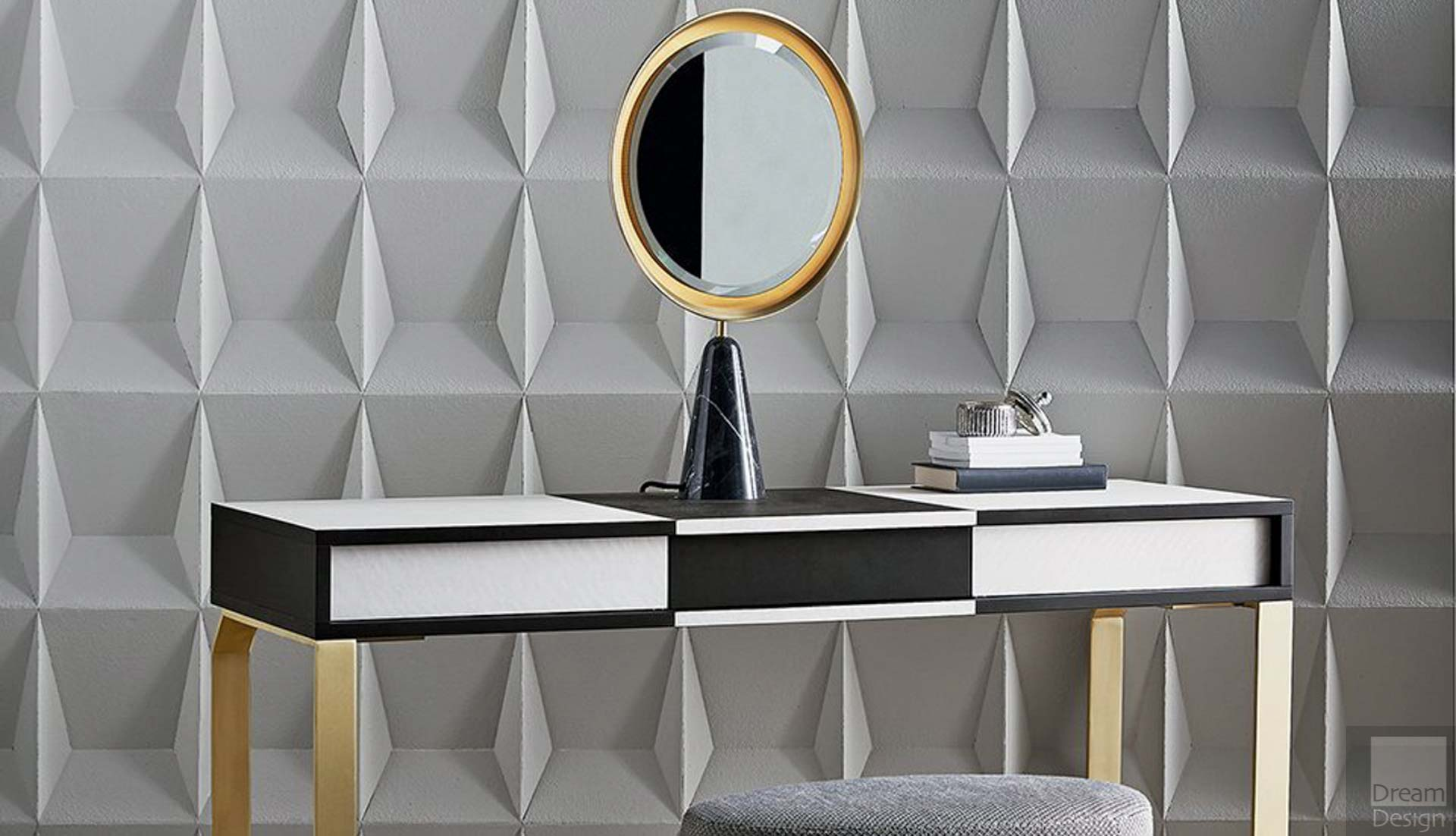 Gallotti & Radice Selene Dressing Table - Everything But Ordinary