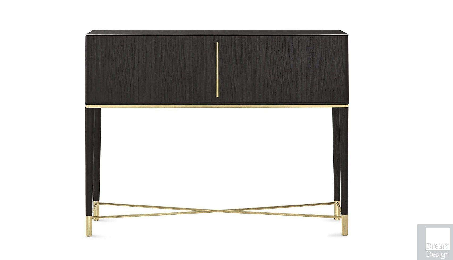 Gallotti & Radice Tama Secrétaire Vanity Desk
