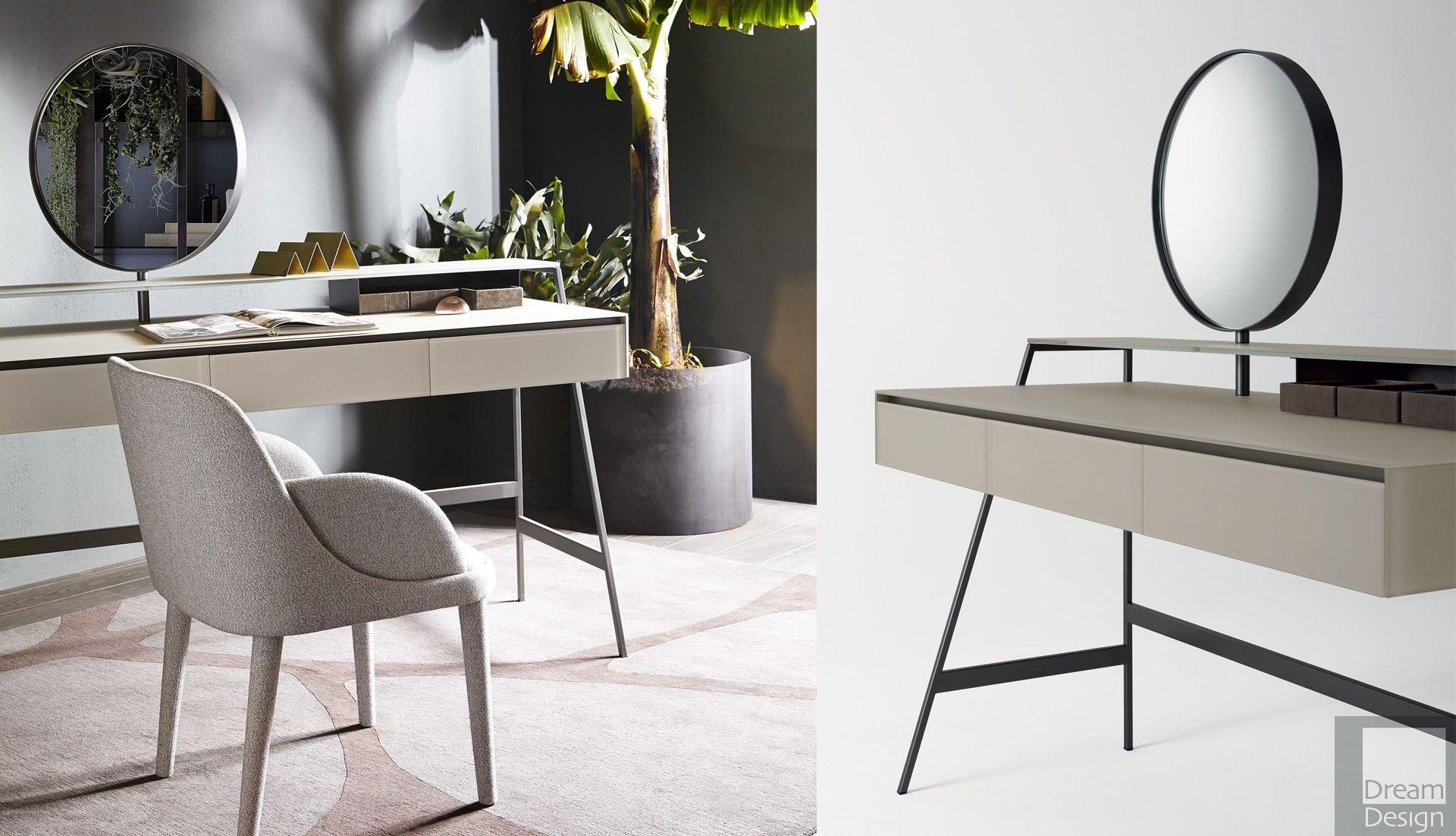 gallotti radice venere dressing table by carlo colombo ebo. Black Bedroom Furniture Sets. Home Design Ideas