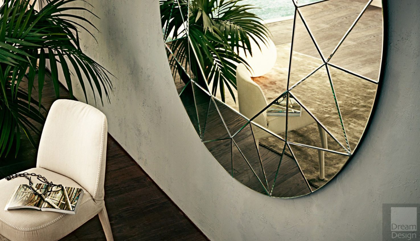 Gallotti & Radice Dream Mirror