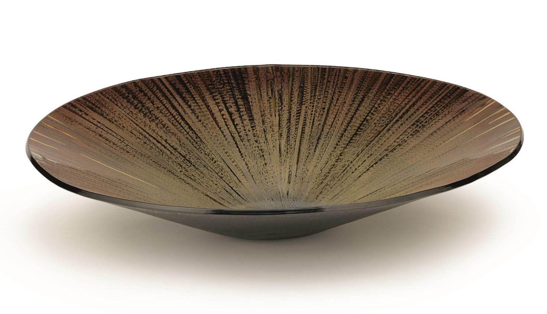 Gardeco Bateia Fileltes Bronze Bowl