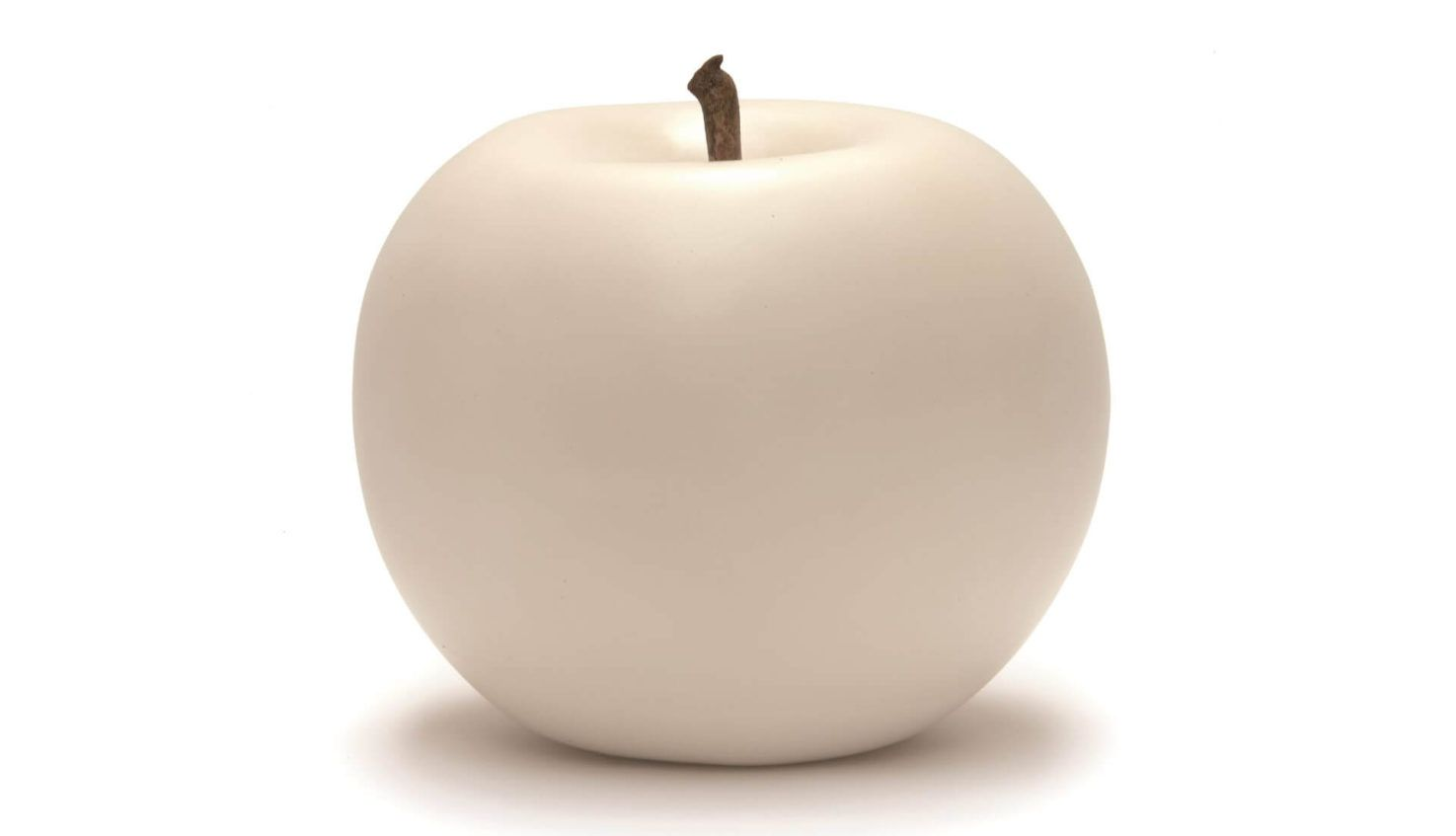 Gardeco Ceramic Apple Ornament