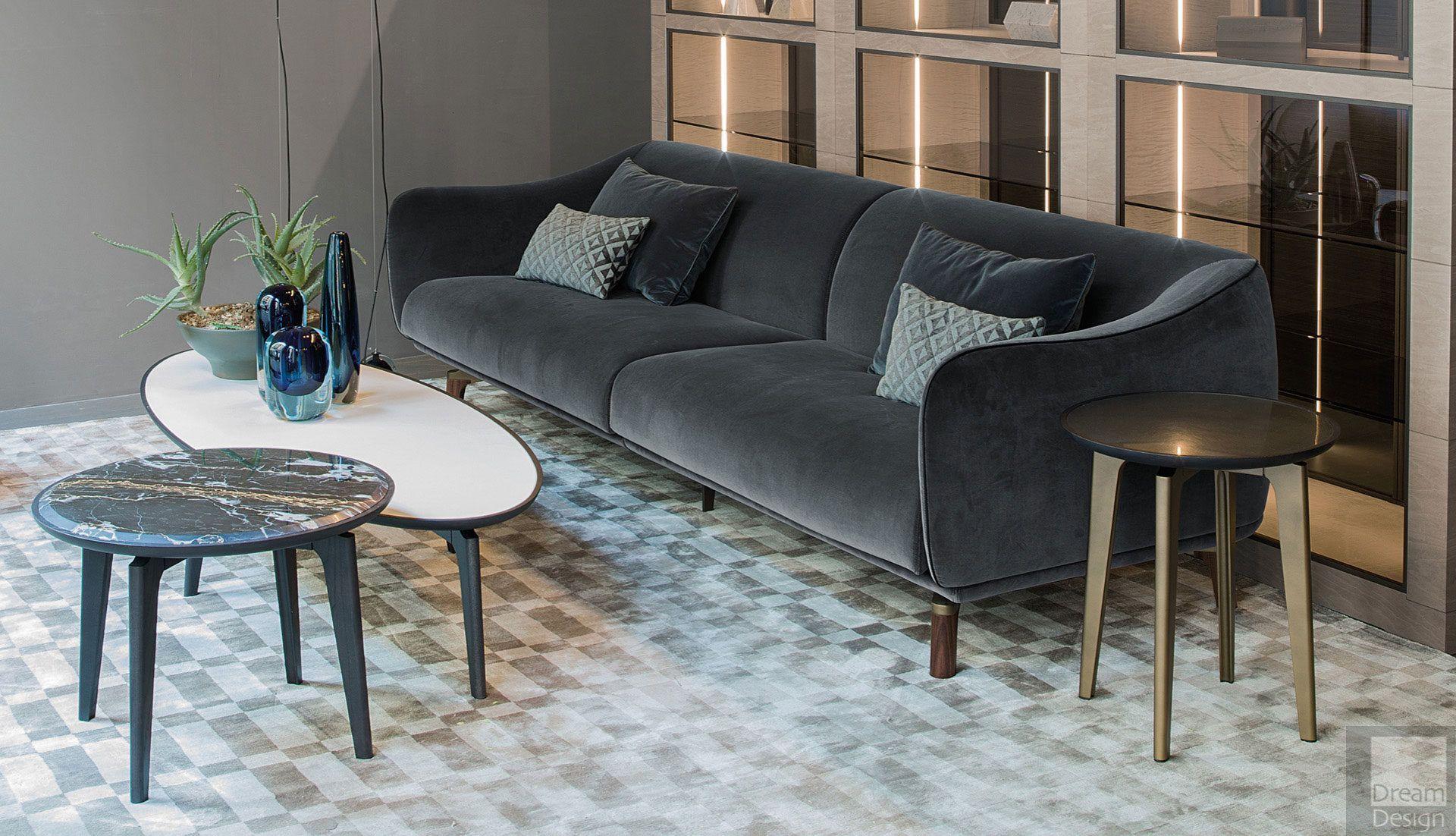 Giorgetti Drive 2-Seater Sofa
