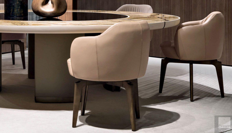 Giorgetti Elisa Chair