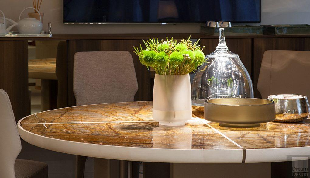 Giorgetti Gordon Dining Table