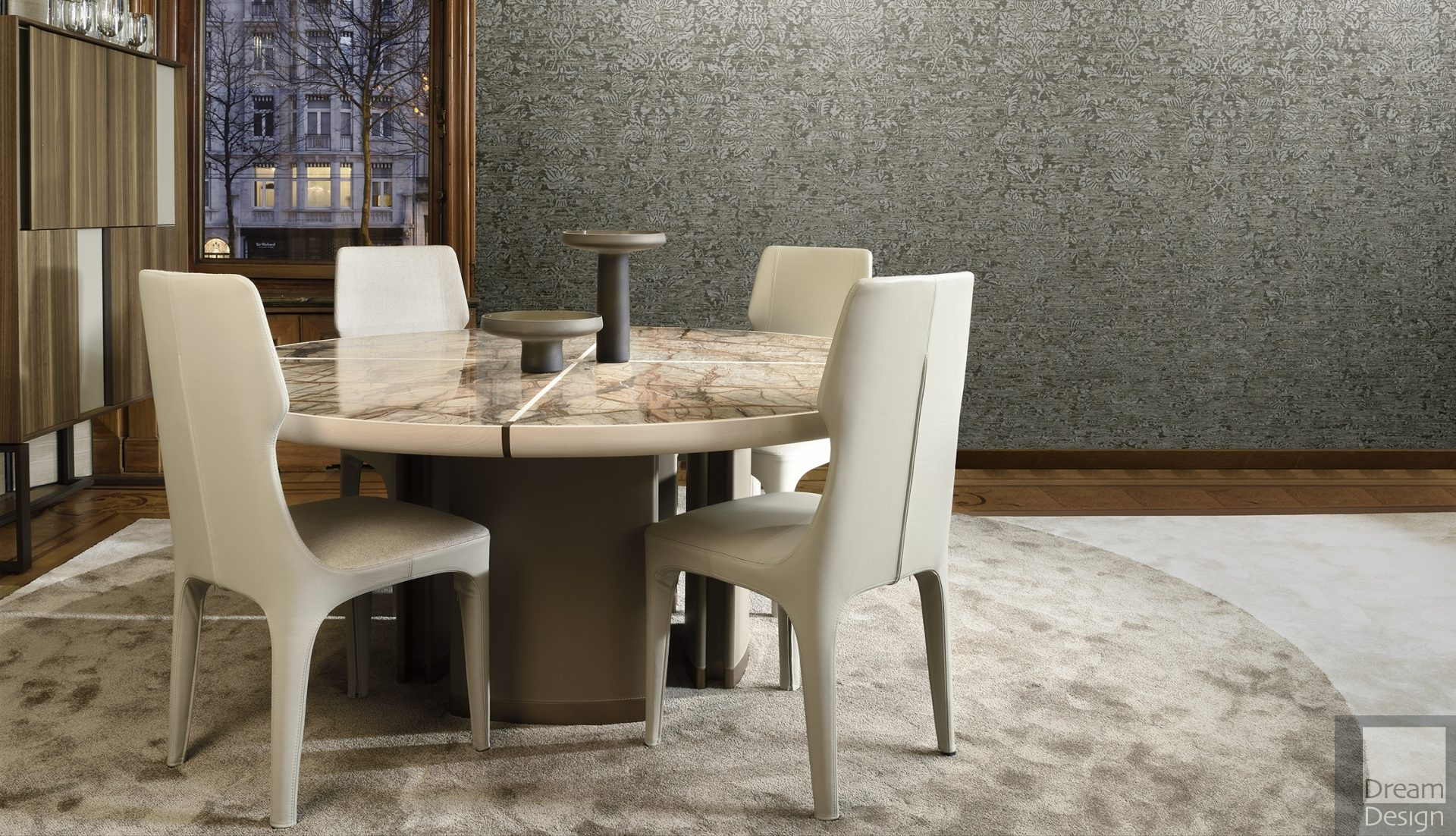 Giorgetti Gordon Round Table