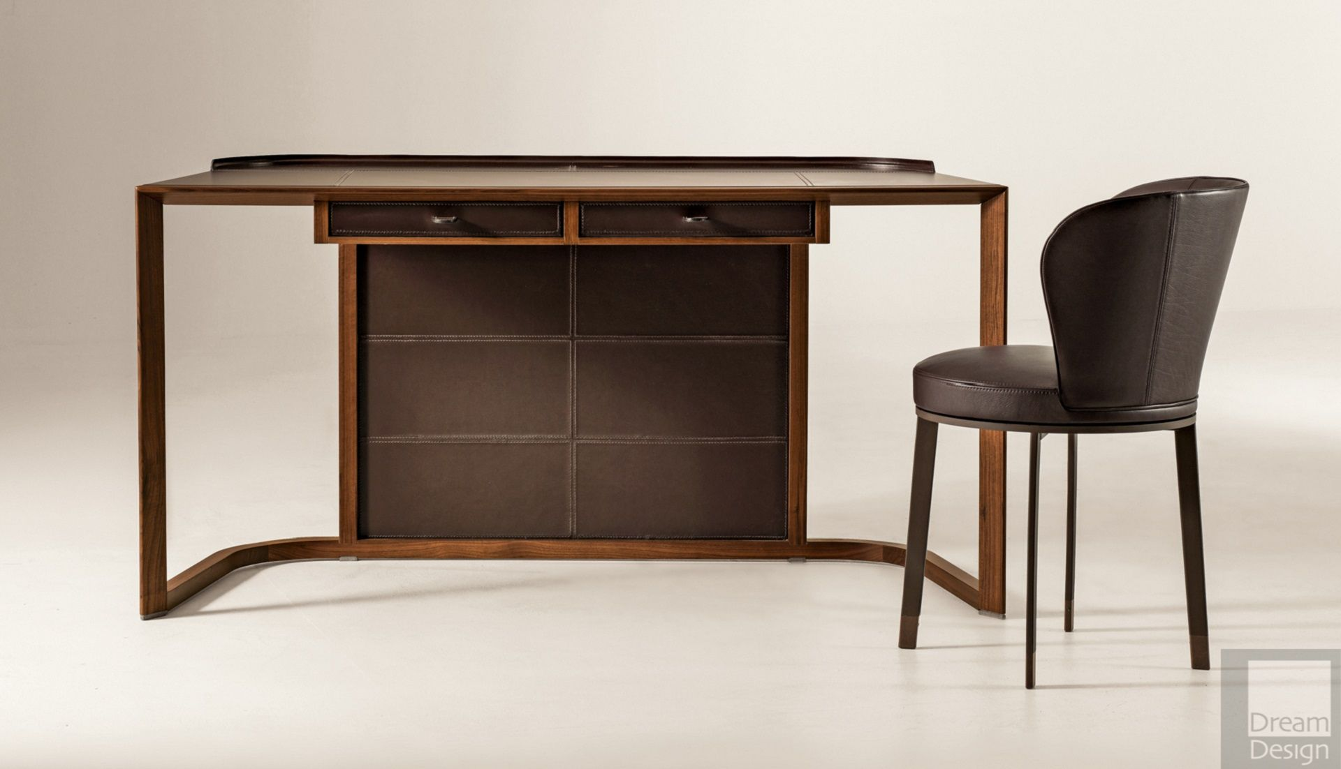 Giorgetti Ion Desk By Chi Wing Lo Everything But Ordinary