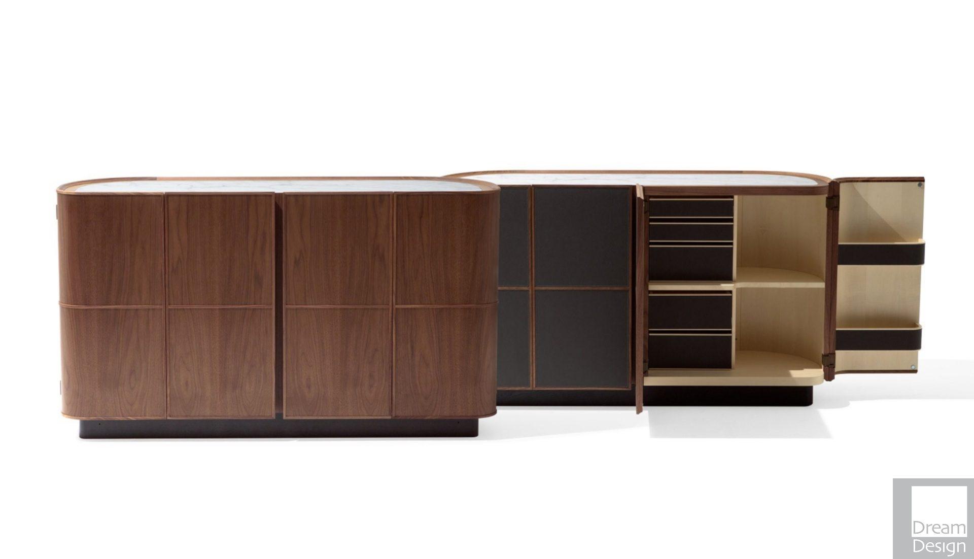 Giorgetti Moore Bar Cabinet 2017