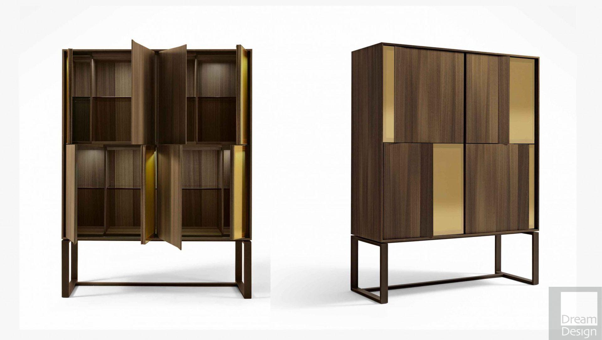 Giorgetti Origami Cabinet