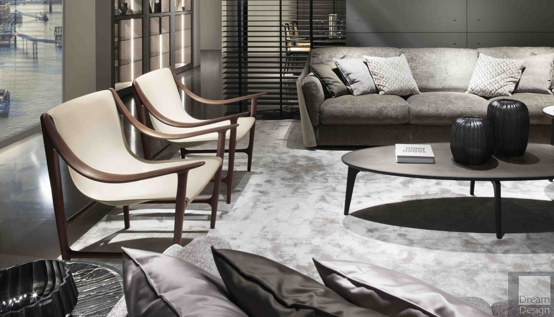 Giorgetti Swing Armchair By Carlo Colombo Everything But Ordinary