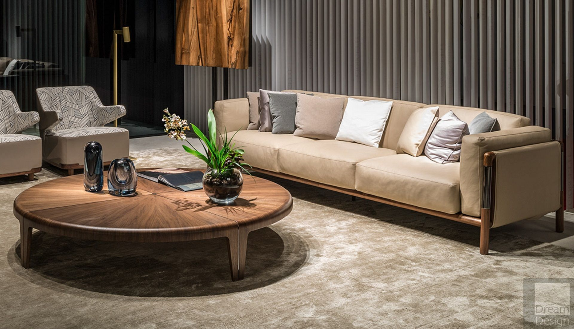 Giorgetti Urban Sofa by Carlo Colombo Everything But Ordinary