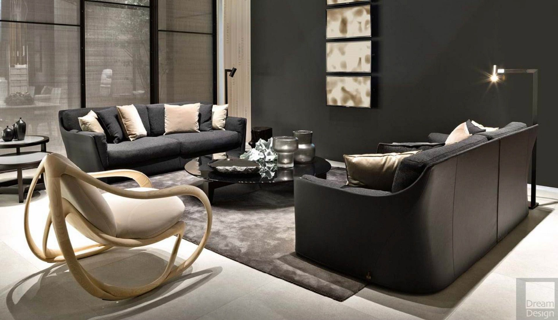 Giorgetti Vittoria Sofa By Carlo Colombo Everything But