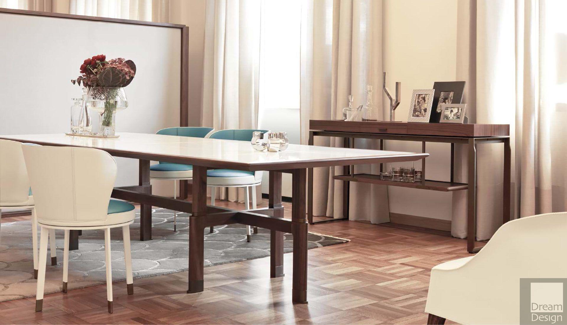 Giorgetti YLI Table