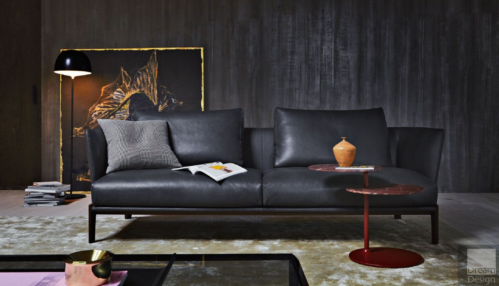 molteni c chelsea sofa by rodolfo dordoni everything but. Black Bedroom Furniture Sets. Home Design Ideas