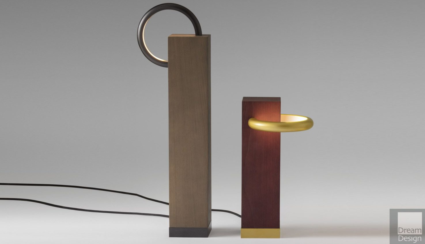 Penta Angolo Floor Light