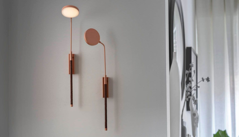 Penta Spoon Wall Light