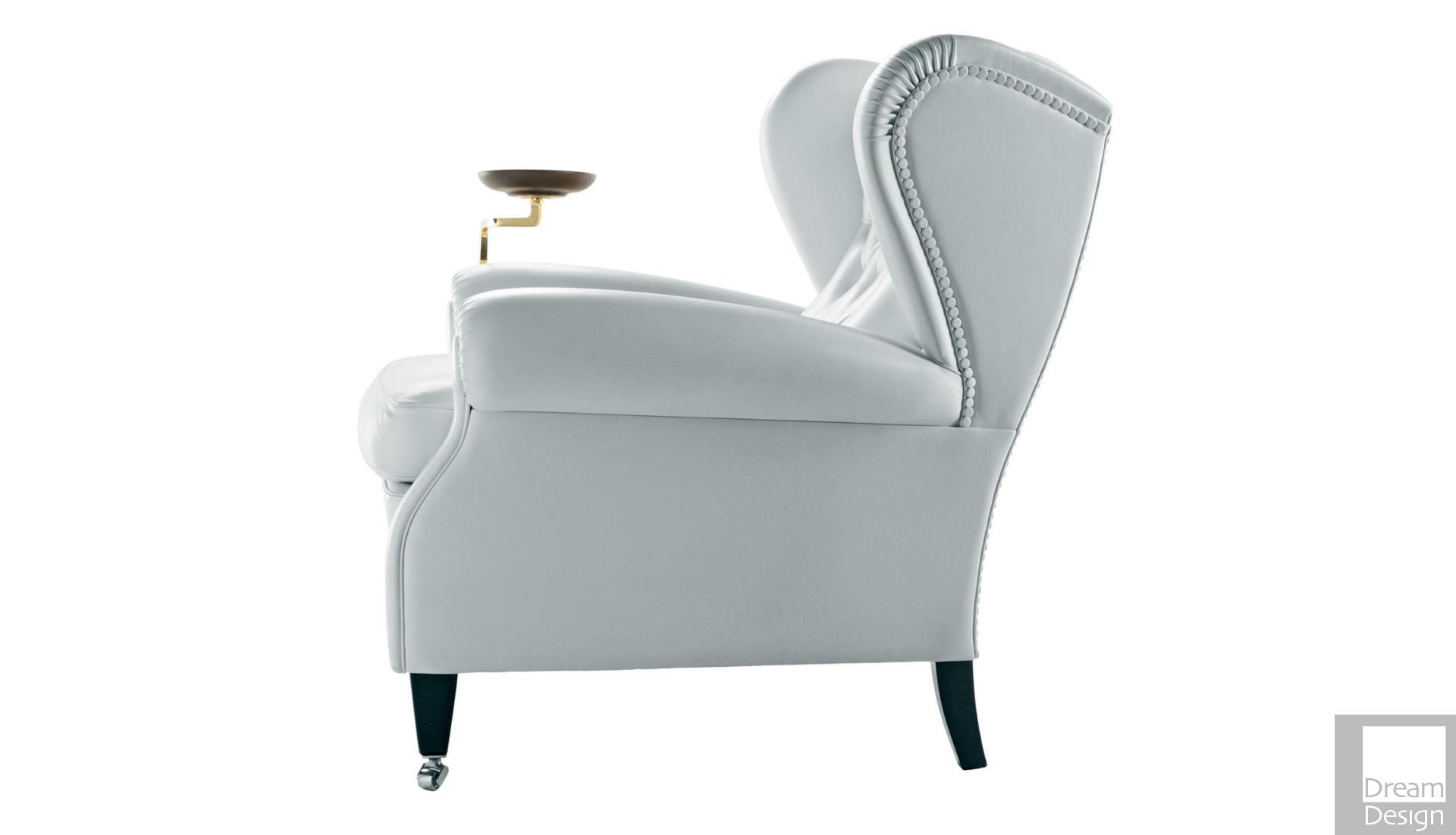 Poltrona Pelle Design.Poltrona Frau 1919 Armchair By Renzo Frau Everything But Ordinary