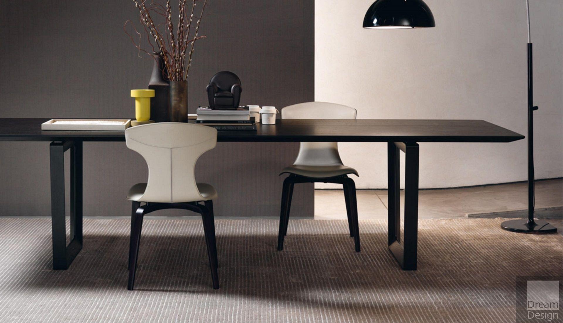 poltrona frau bolero table by roberto lazzeroni everything but ordinary. Black Bedroom Furniture Sets. Home Design Ideas