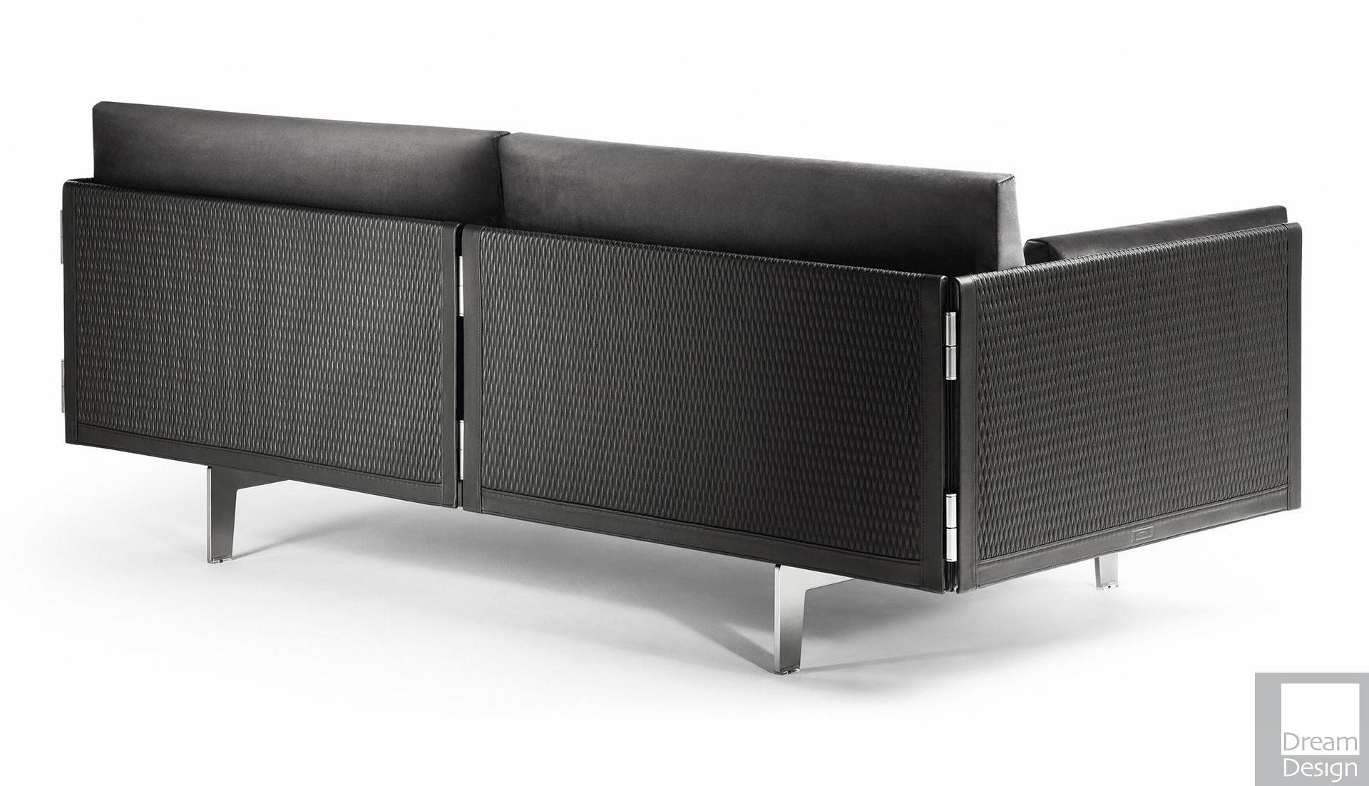 Poltrona Frau Clayton 2 Seater Sofa By Jean Marie Massaud