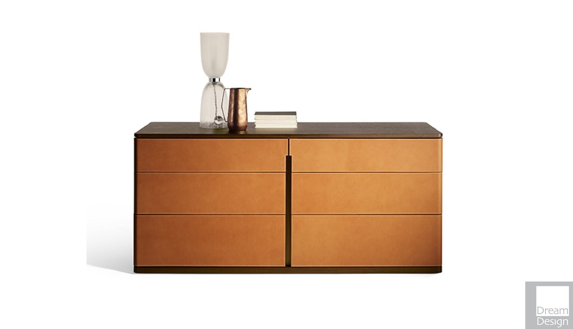 Poltrona Frau Fidelio Notte Chest of Drawers