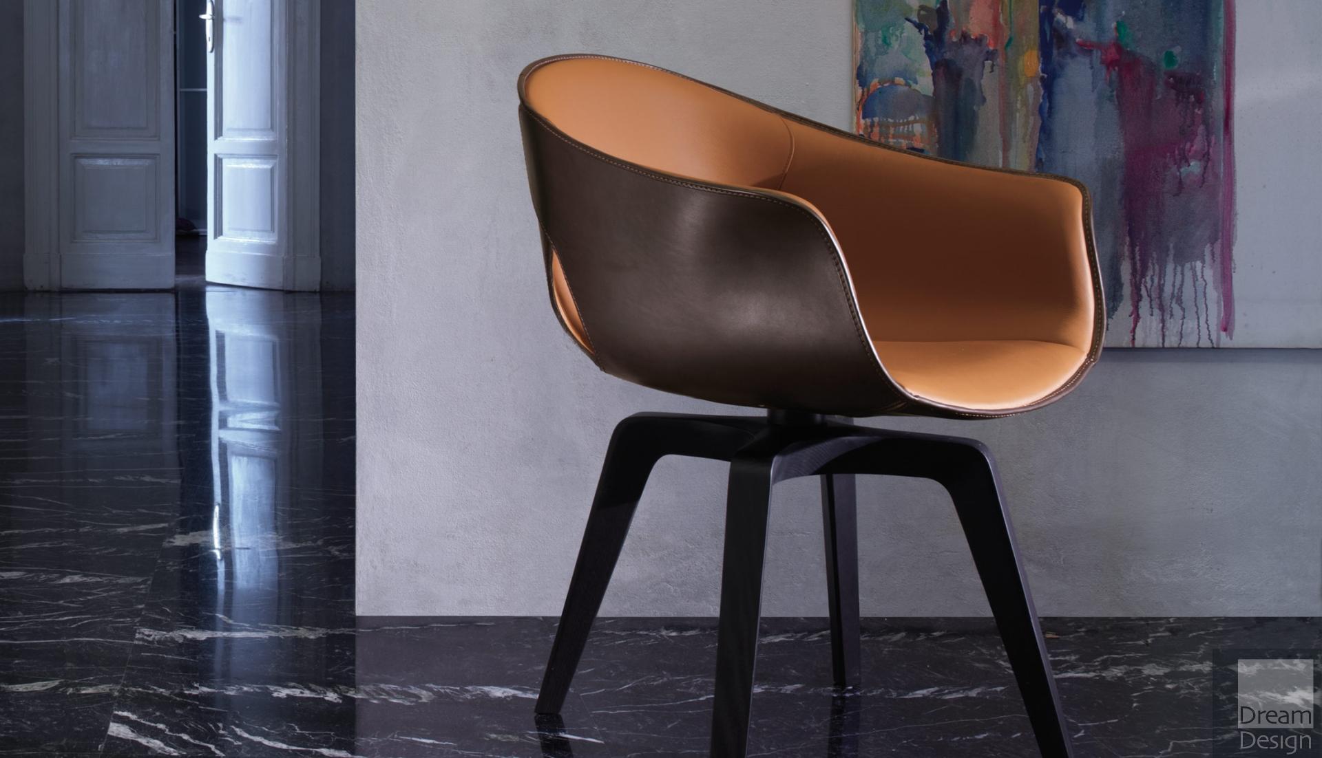 Poltrona Frau Brief Prezzo.Poltrona Frau Ginger Chair