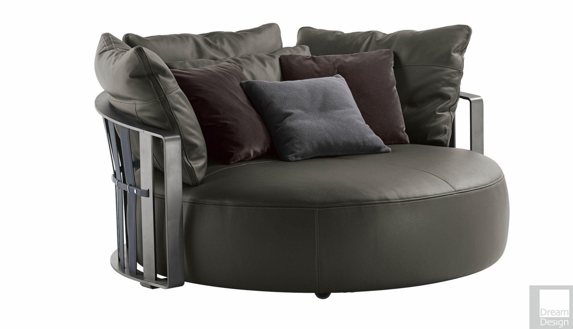 Poltrona Frau Pillow.Poltrona Frau Scarlett Sofa By Jean Marie Massaud Ebo