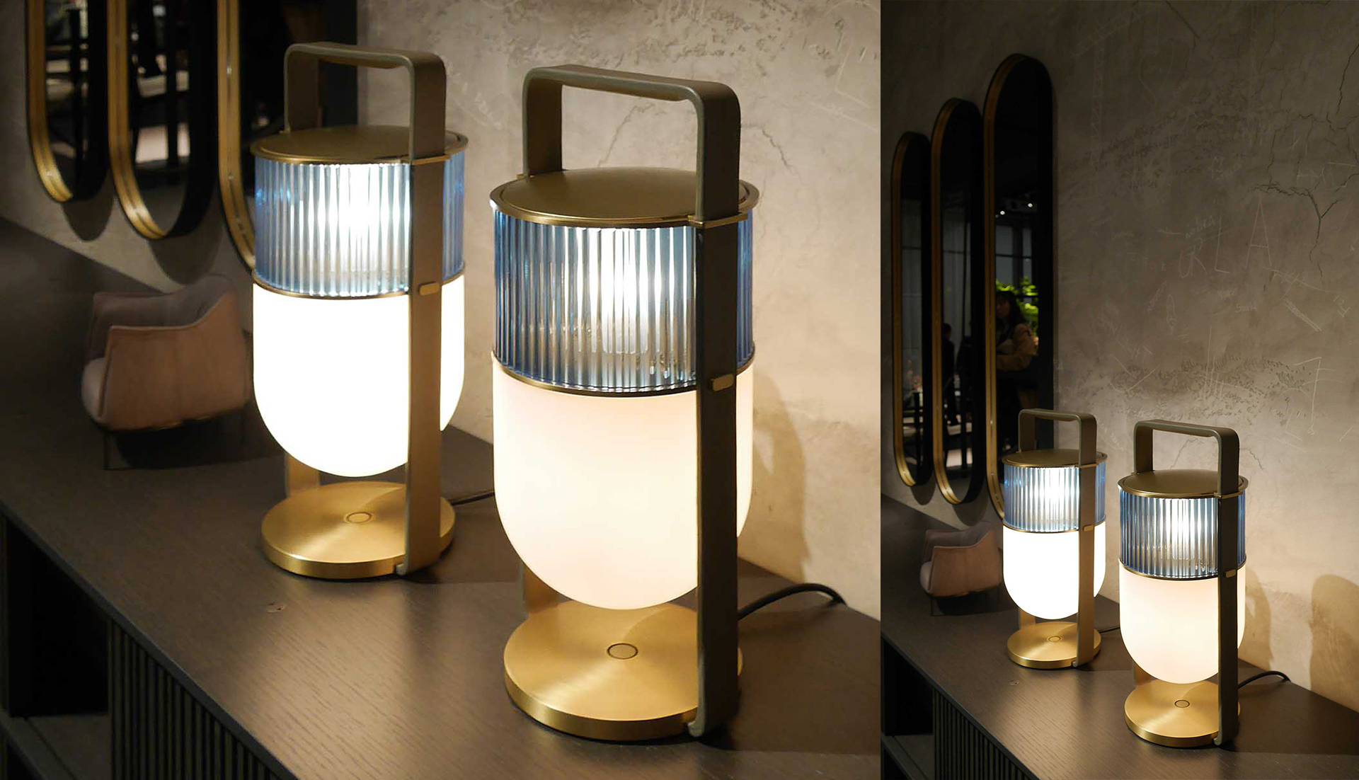 Poltrona Frau Xi Table Lamp By Neri Amp Hu Everything But